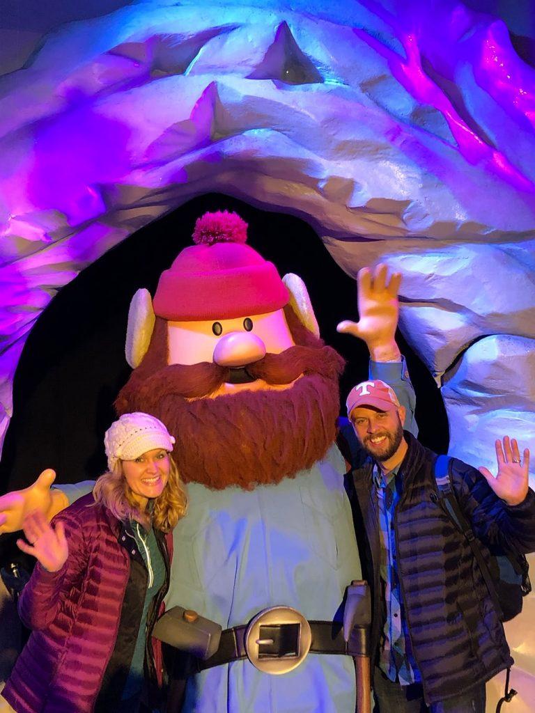 Dollywood Christmas Yukon
