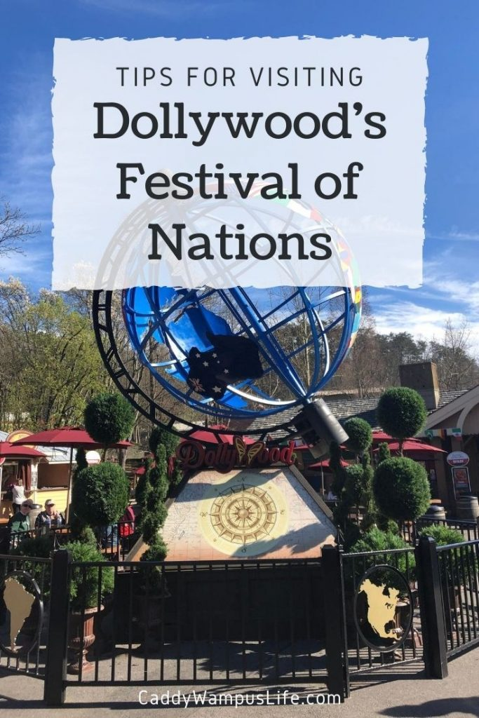 Dollywood Festival of Nations Pinterest
