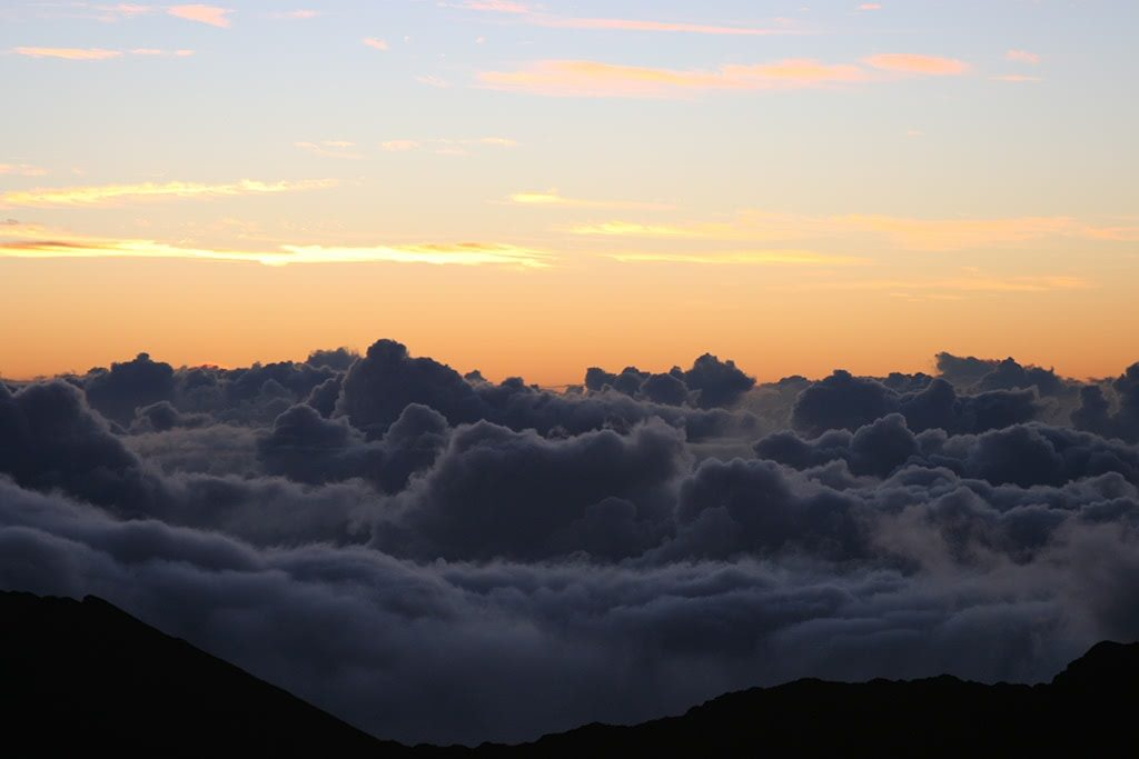 things to do in maui hawaii see the sunrise at haleakala