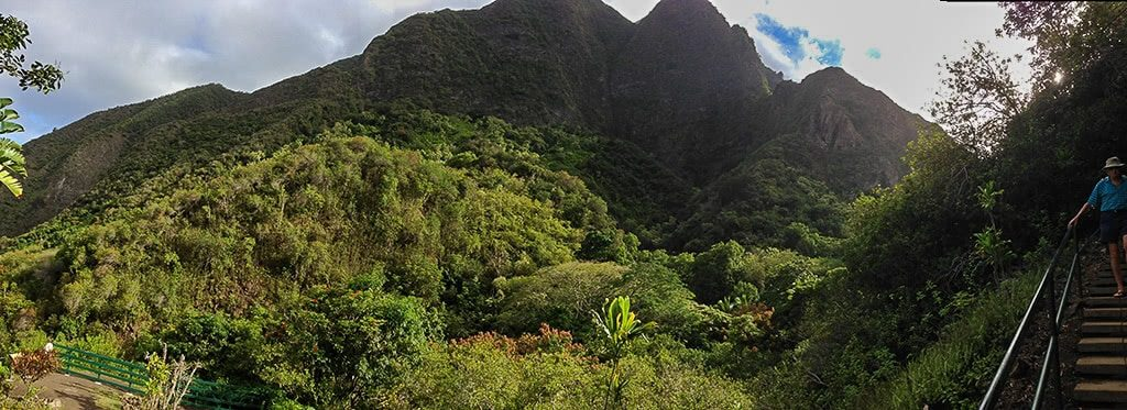 things to do in maui hawaii visit the Iao State Park