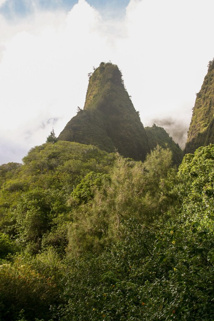 things to do in maui hawaii visit Iao Needle