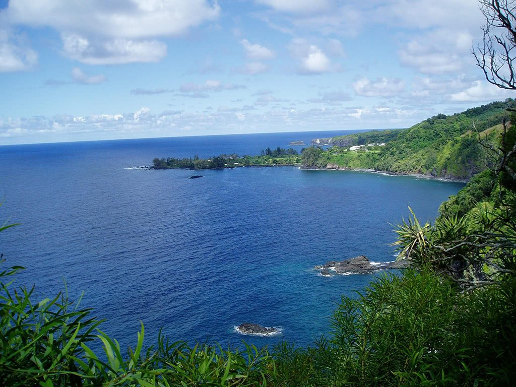 Hana Highway Overlook