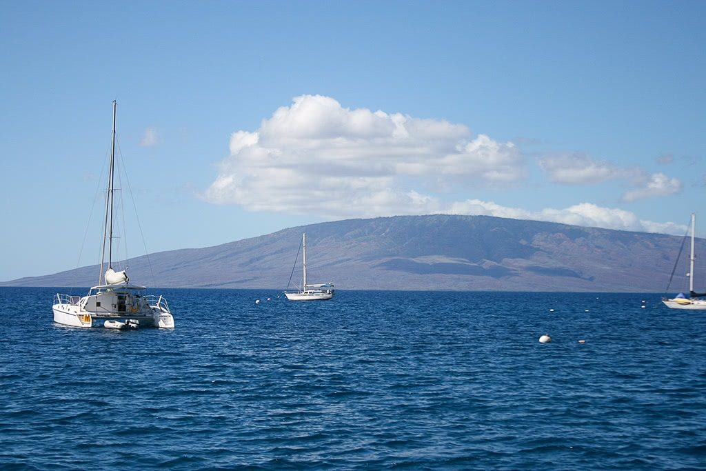 take a boat ride things to do in maui hawaii