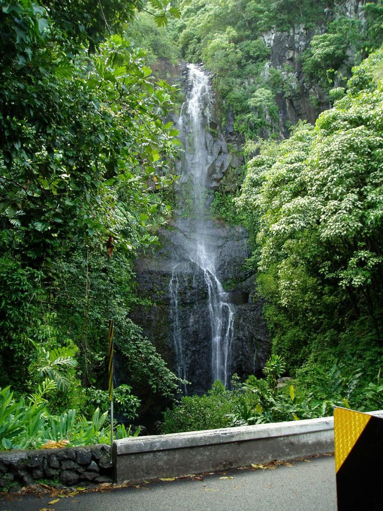 things to do in maui hawaii is look for waterfalls