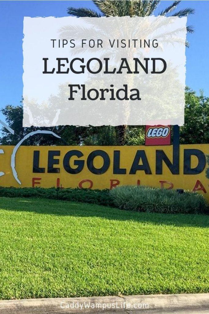 LEGOLAND Florida Tips Pinterest