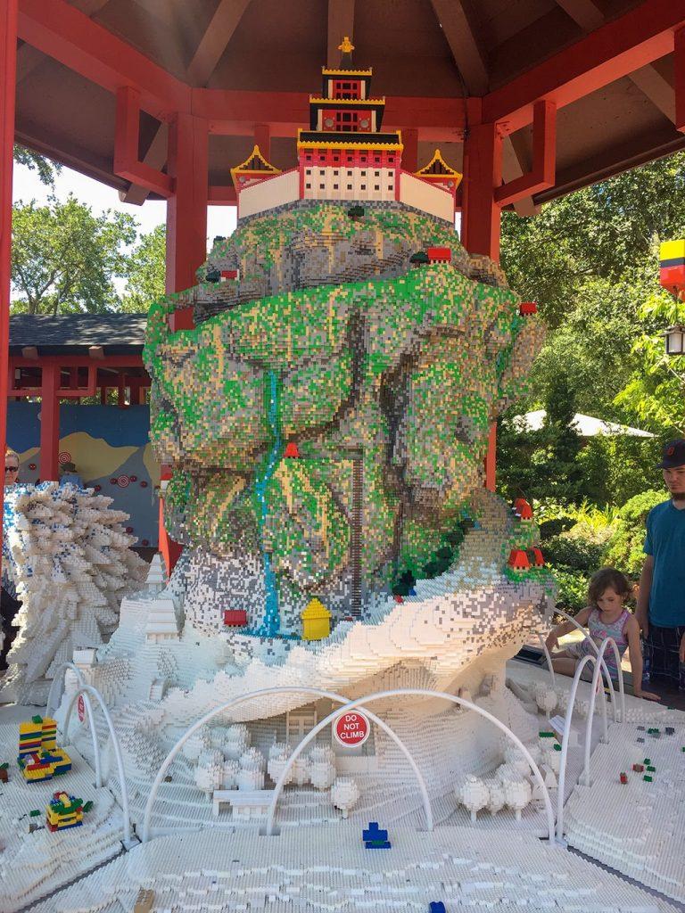 LEGOLAND Florida Tips Legoland-Ninjago-temple-of-legos