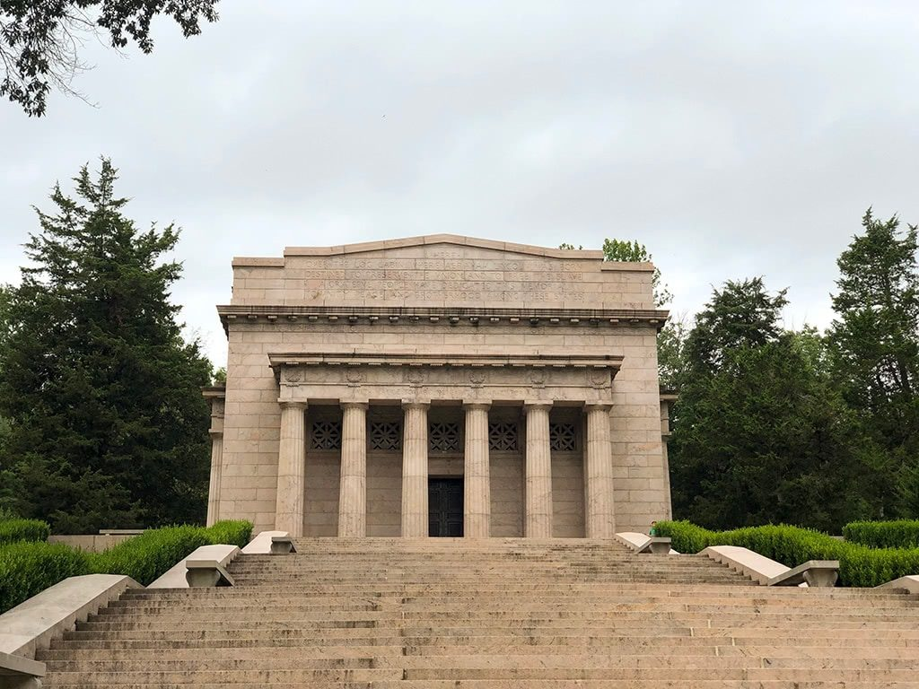 Abraham Lincoln Birthplace National Historic Park Lincoln Memorial