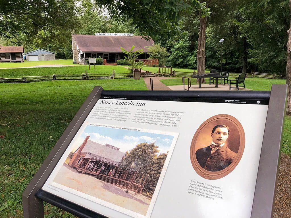 Abraham Lincoln Birthplace National Historic Park Nancy Lincoln Inn