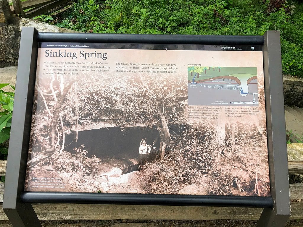Abraham Lincoln Birthplace National Historic Park Sinking Spring