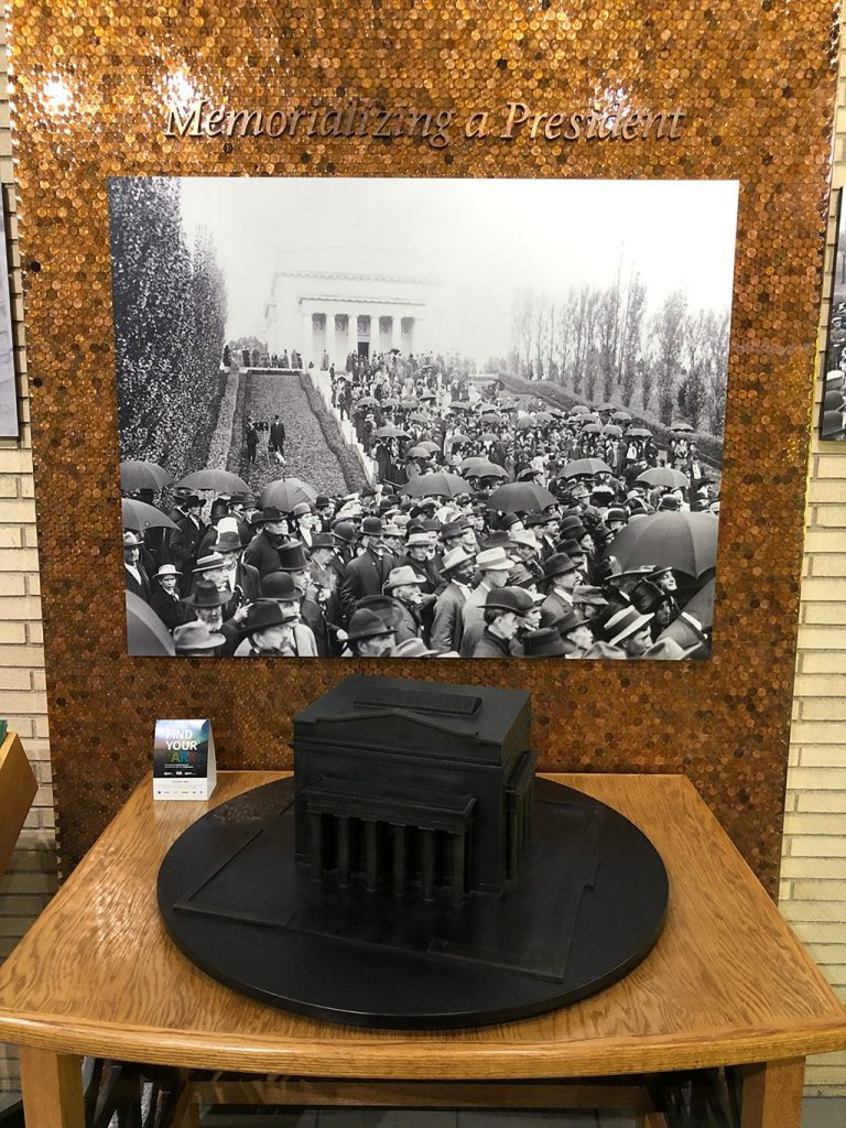 Abraham Lincoln Birthplace National Historic Park Visitor Center Memorializing a President