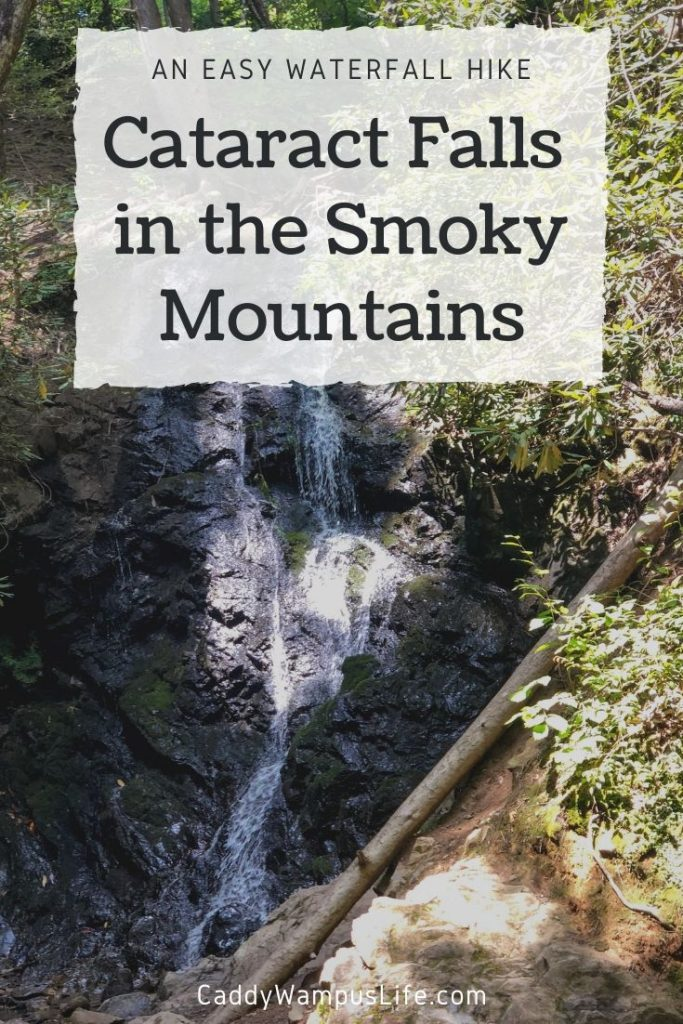 Cataract Falls Smoky Mountains Pinterest