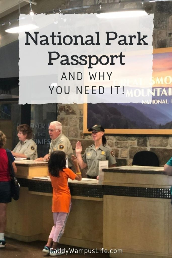 National Park Passport and Why You Need It Pinterest