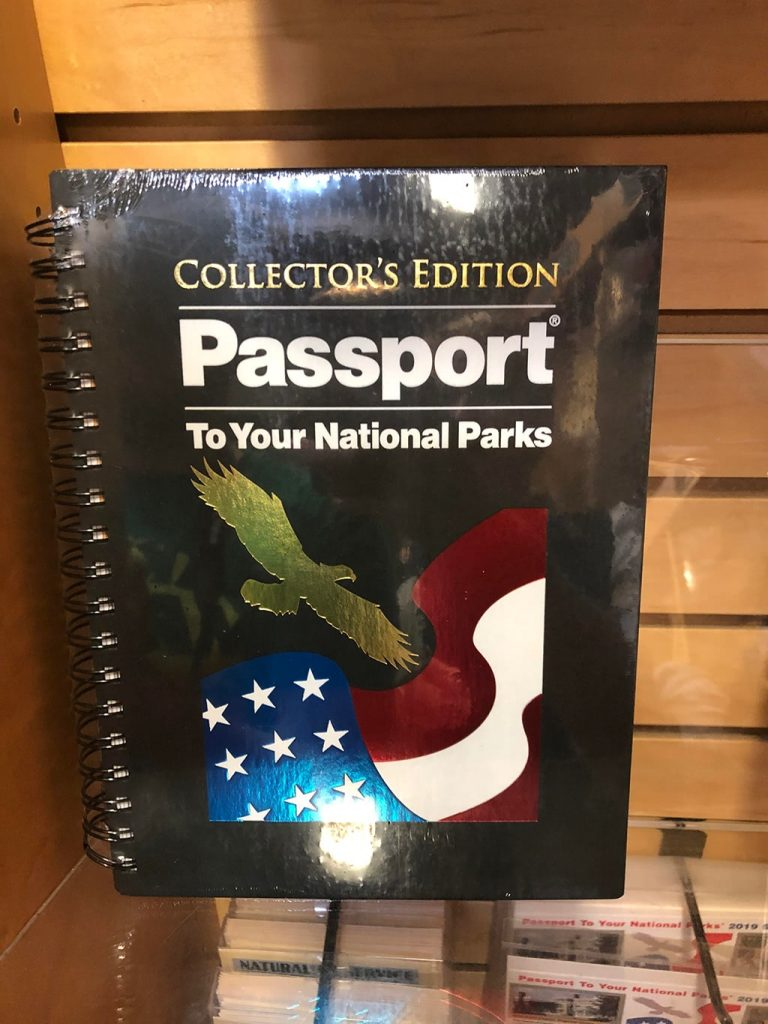 National Park Passport Collectors Edition