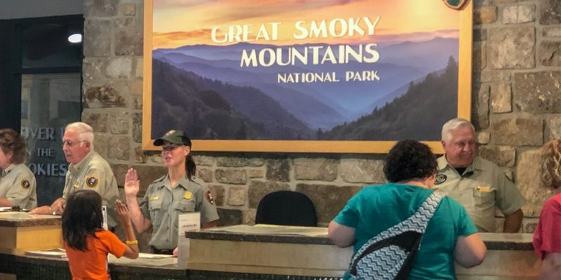 Smoky Mountains National Park Passport