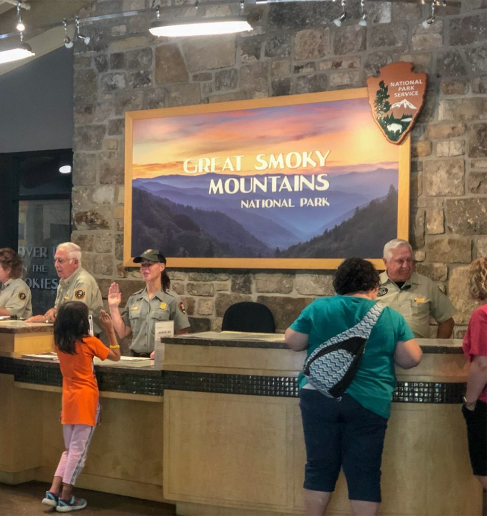 Smoky Mountains National Park Passport