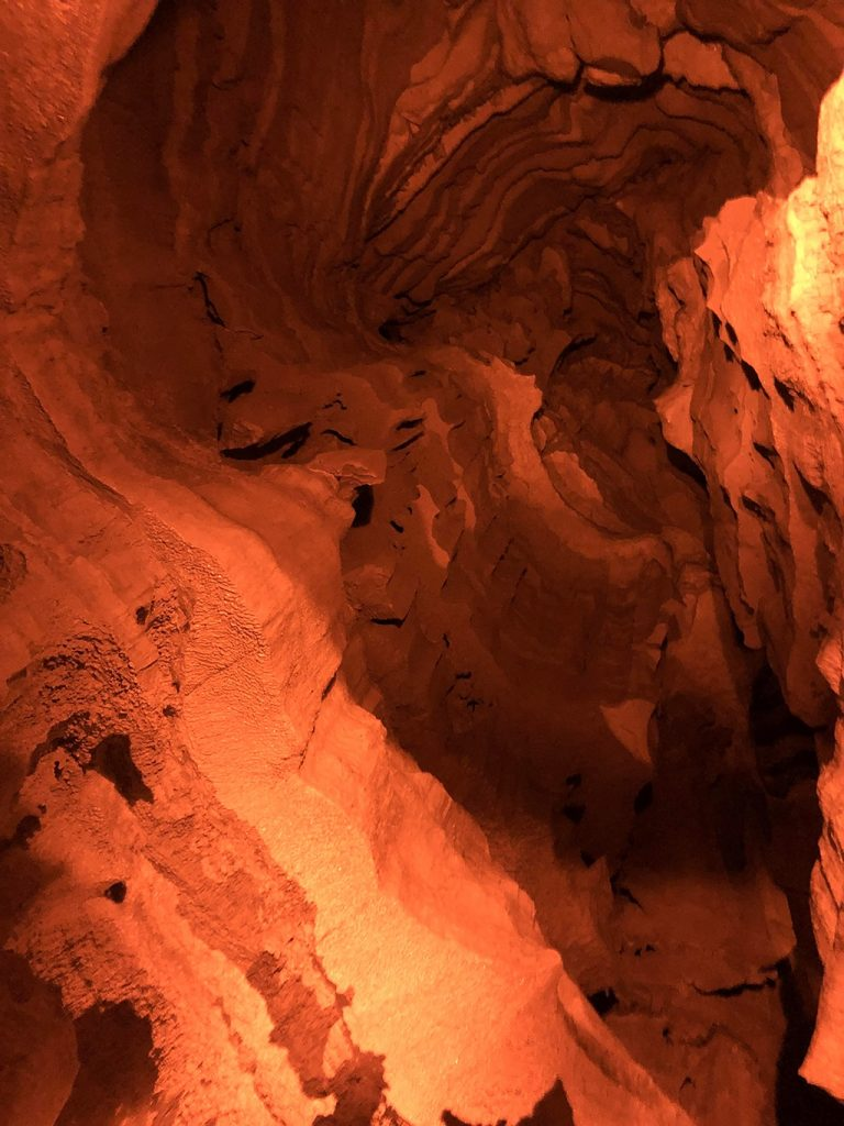 Mammoth Cave National Park Inside 2