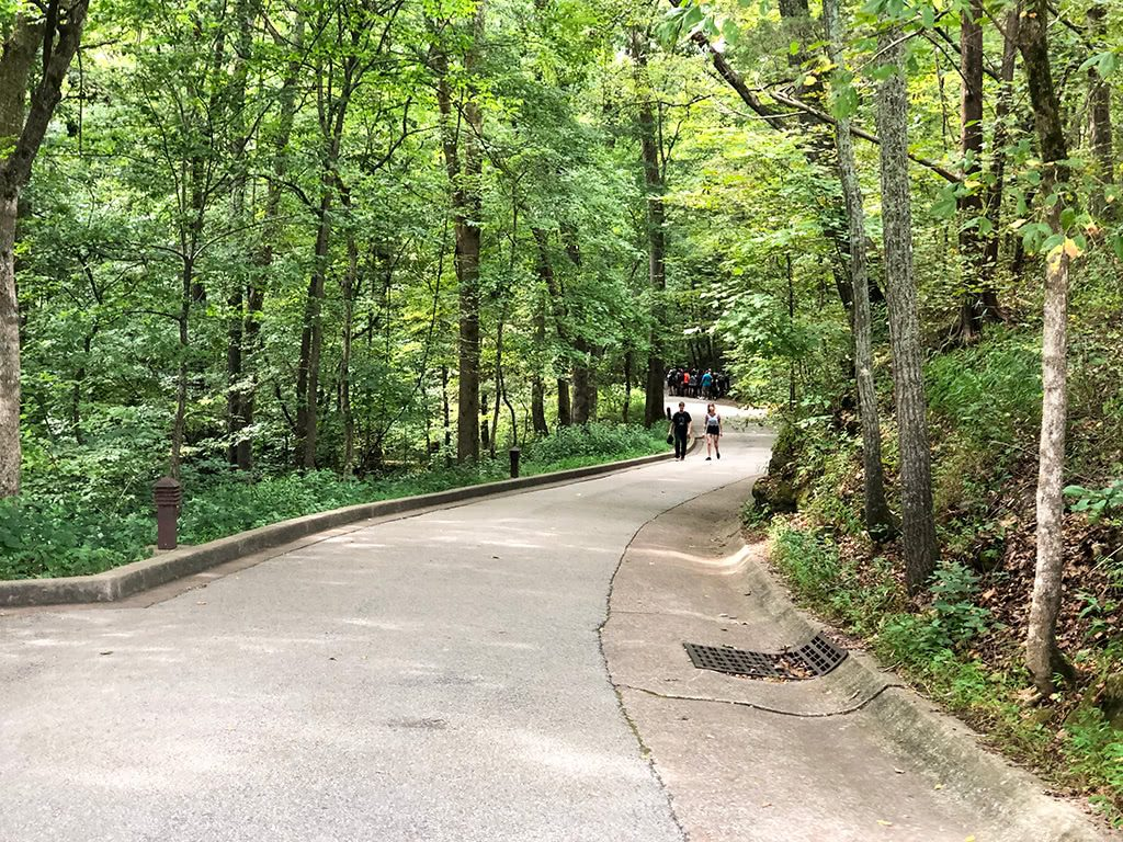 Mammoth Cave National Park Tour Historic Trail