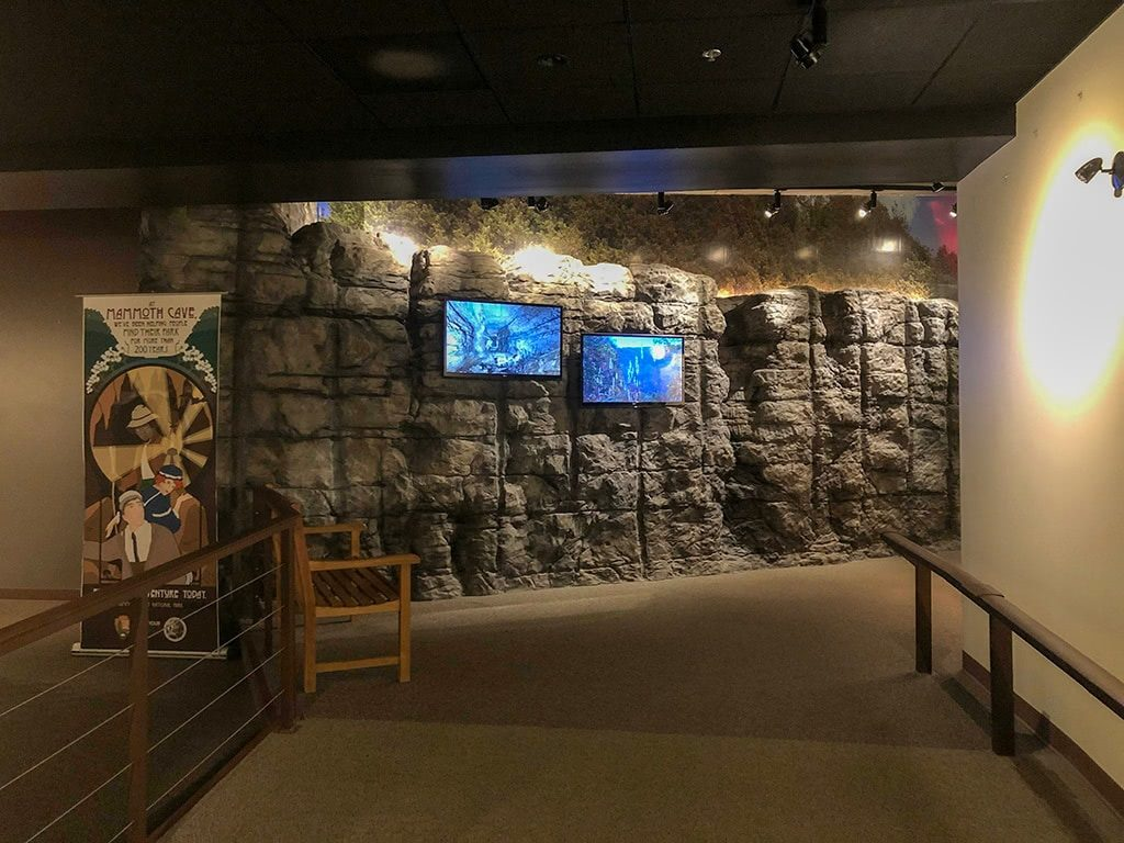 Mammoth Cave National Park Visitor Center Museum