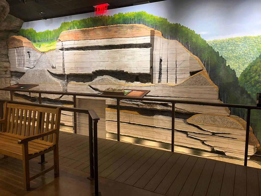 Mammoth Cave National Park Visitor Center Museum 3
