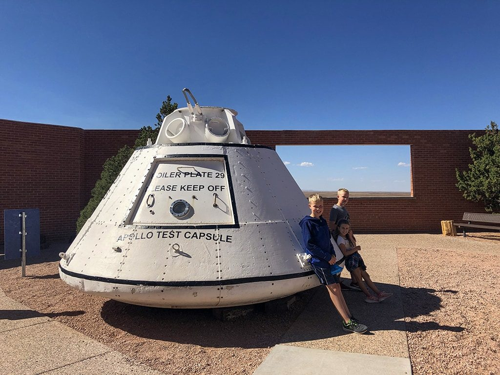 Apollo Test Capsule