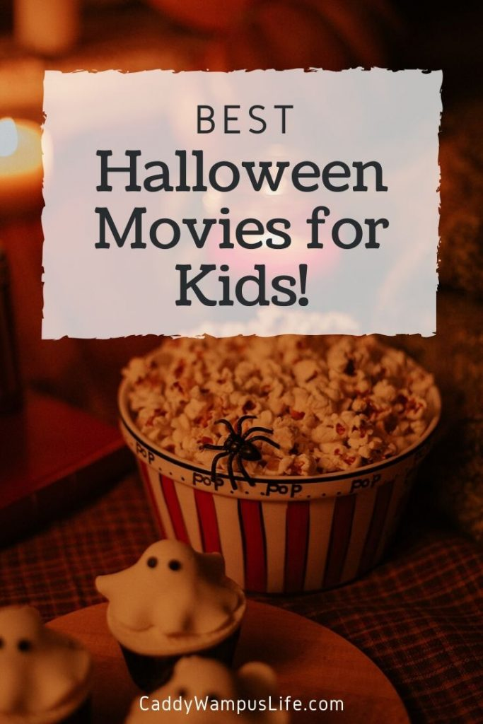 Best Halloween Movies for Kids and Families