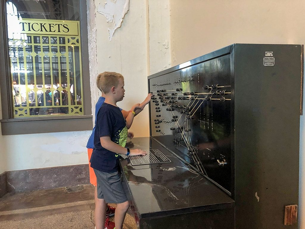 Fun Things to Do in Chattanooga Choo Choo Train Station