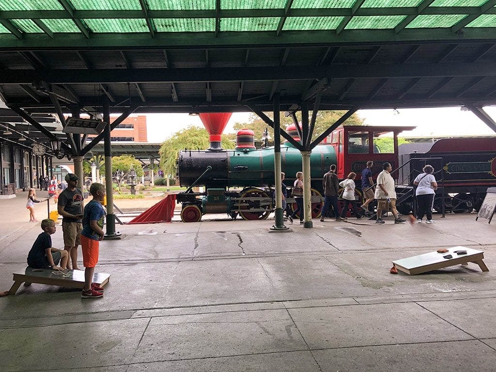 Fun Things to Do in Chattanooga Choo Choo Corn Hole