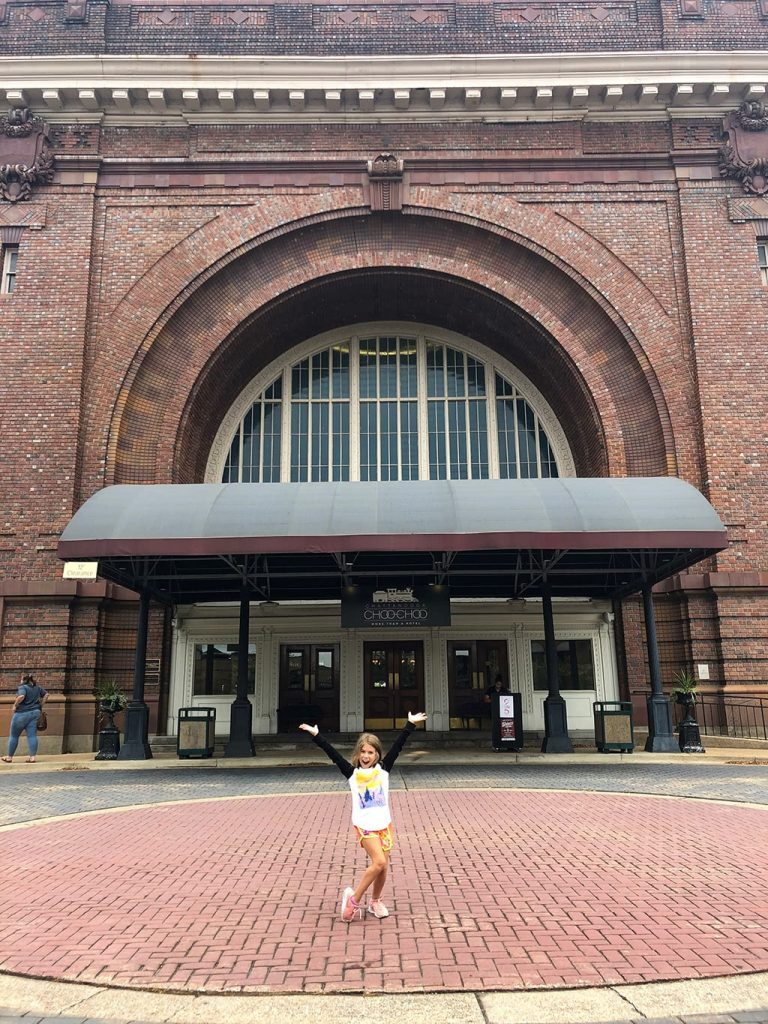 Fun Things to Do in Chattanooga Choo Choo Entrance