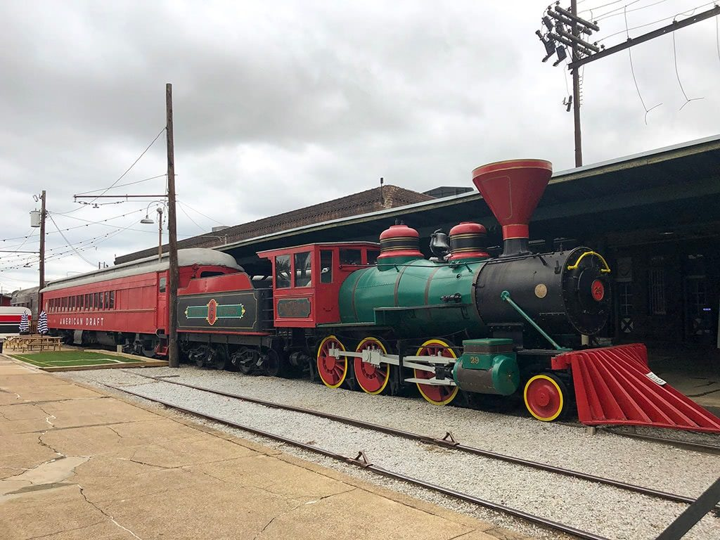 Fun Things to Do in Chattanooga Choo Choo Train