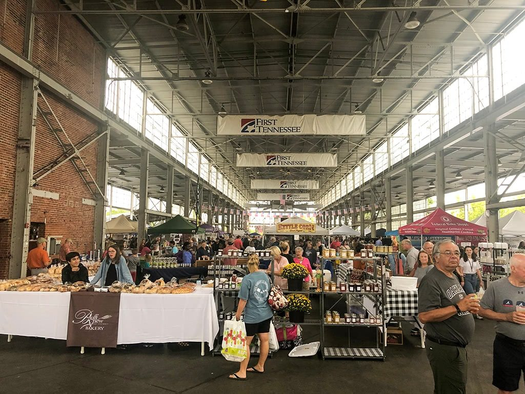 Fun Things to Do in Chattanooga Market