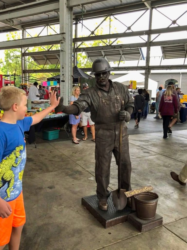Fun Things to Do in Chattanooga Market Statue