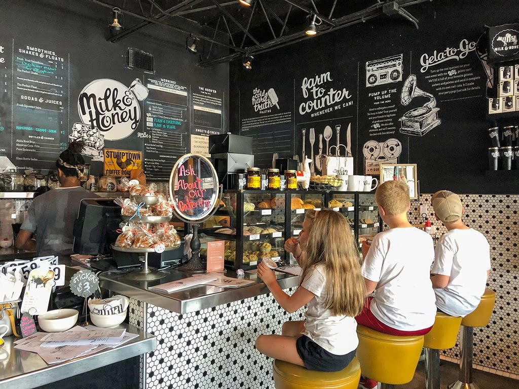 Fun Things to Do in Chattanooga Milk and Honey