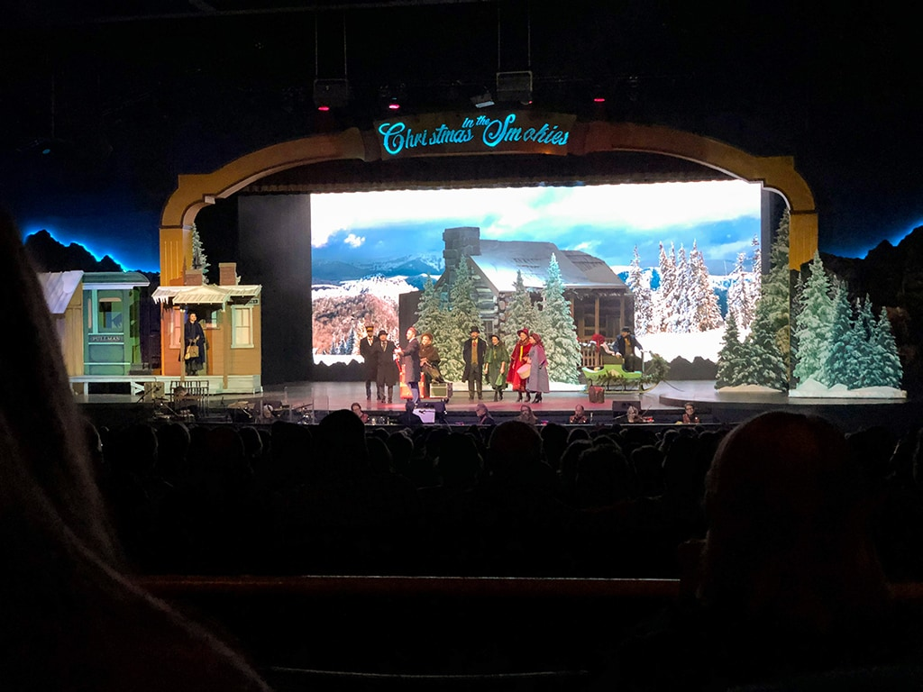 Dollywood Christmas in the Smokies