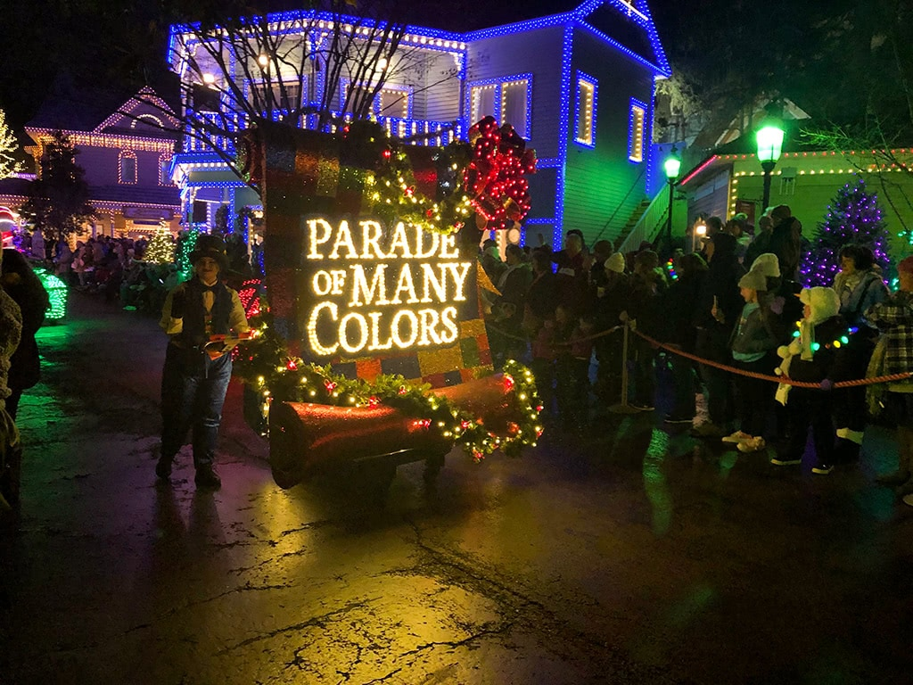 Dollywood Christmas Parade