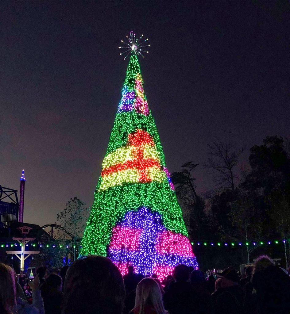 Dollywood Christmas Tree Show