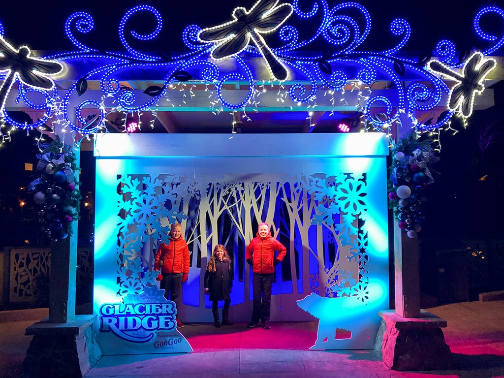 Dollywood Christmas Picture Opps