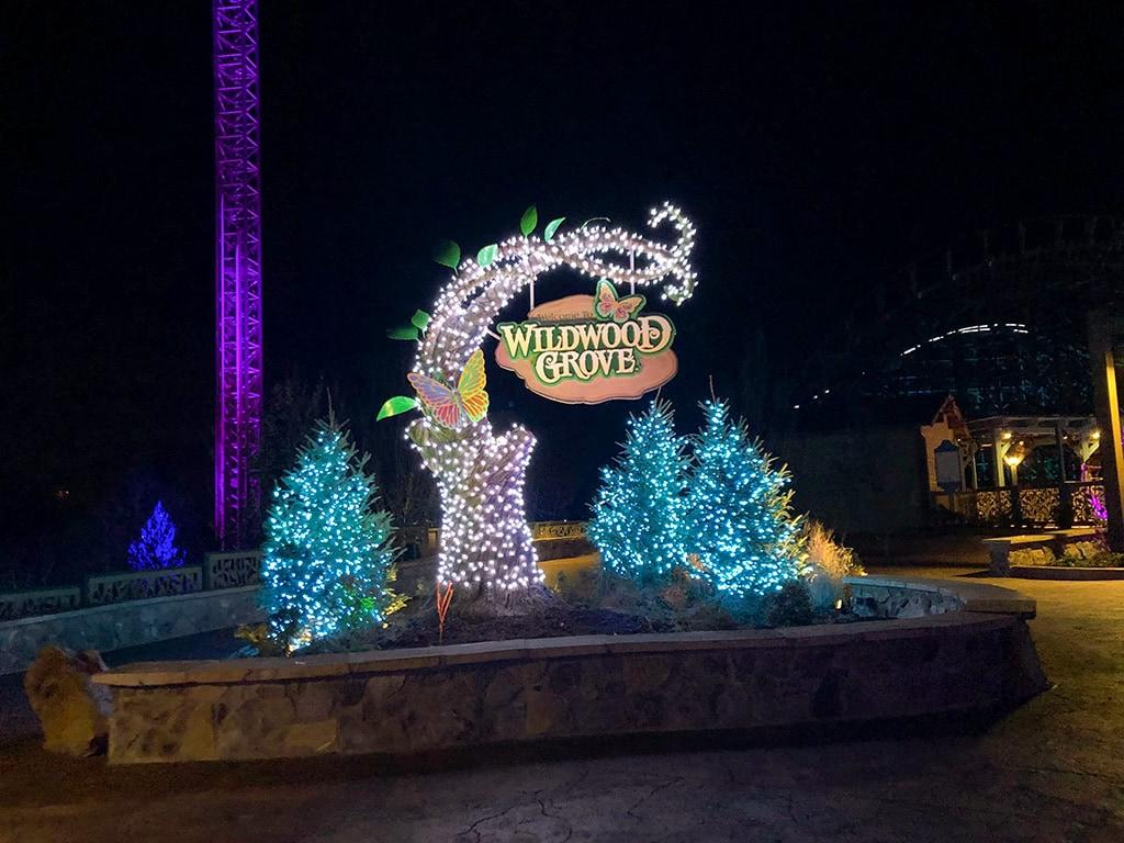 Dollywood Christmas Wildwood Grove