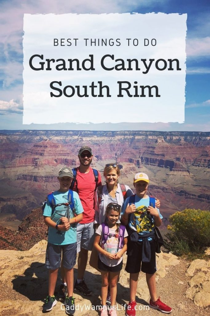 Best Things To Do on the South Rim of the Grand Canyon