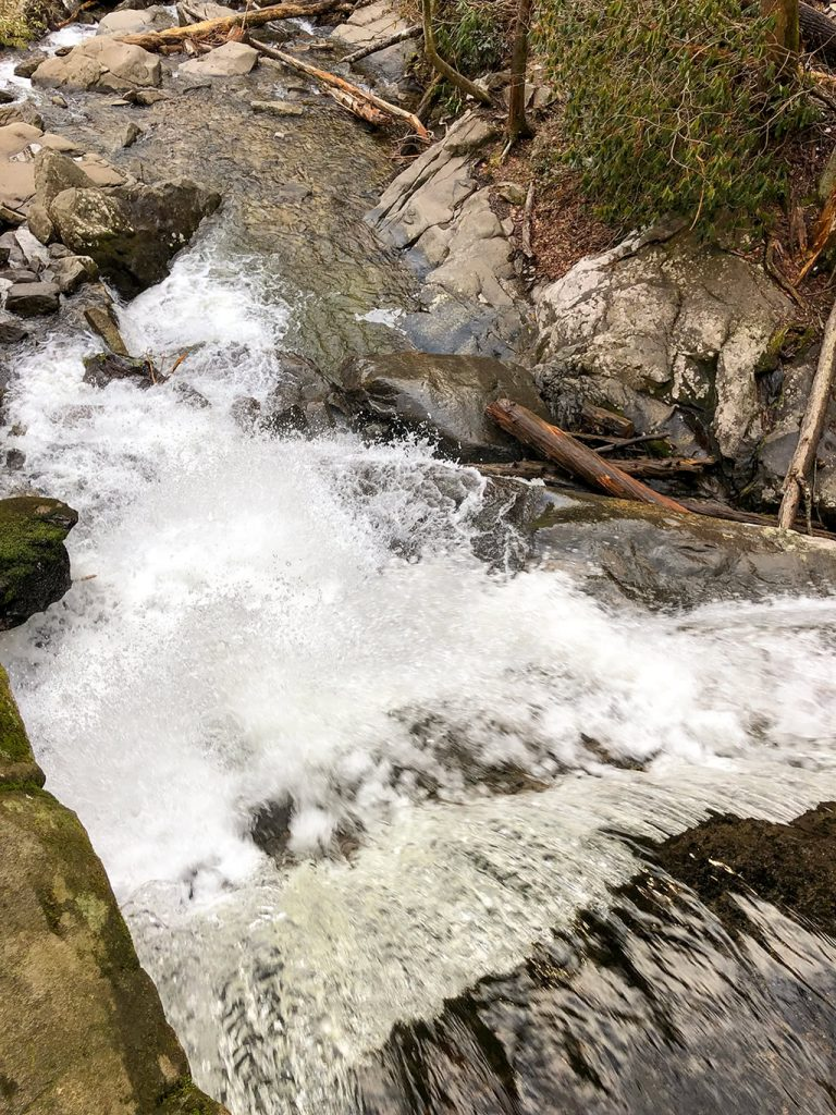 Lower Cascades