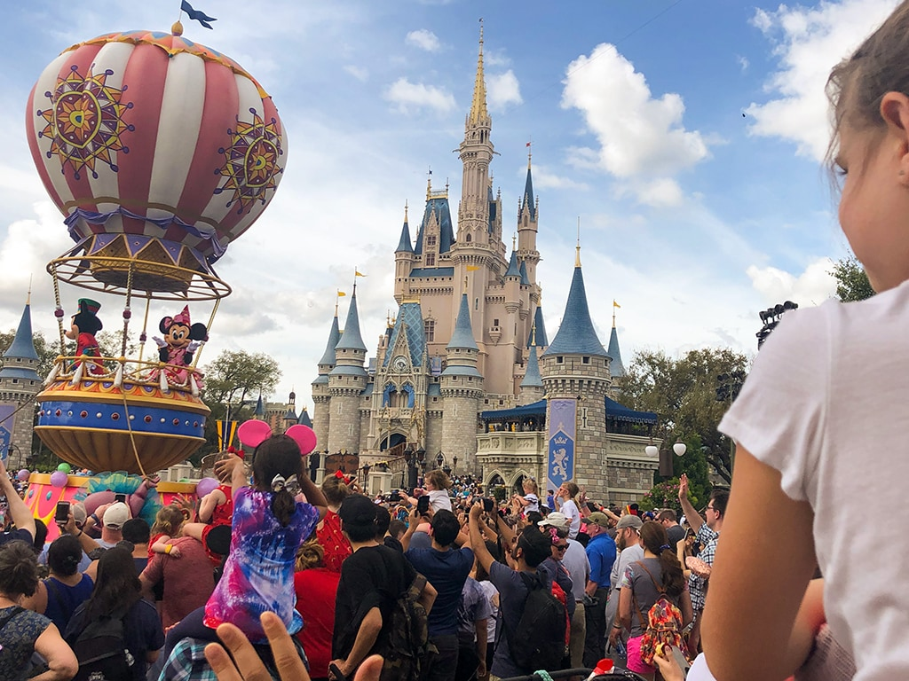 planning a family vacation to Disney World definitely requires a schedule