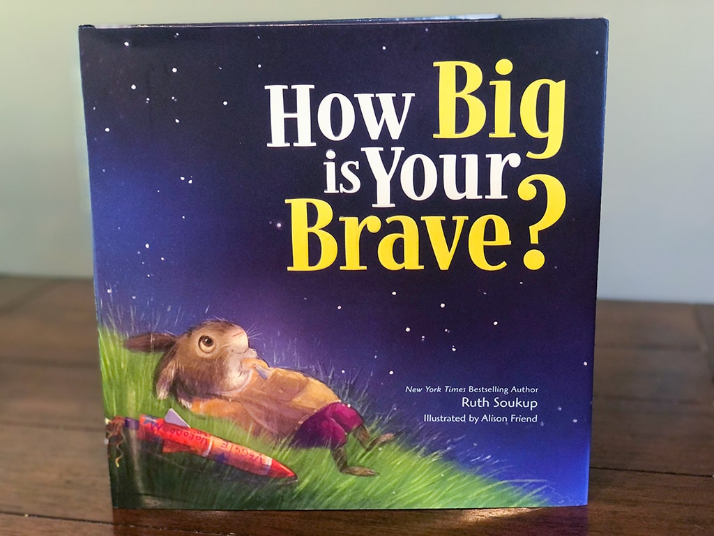 How Big is Your Brave Book