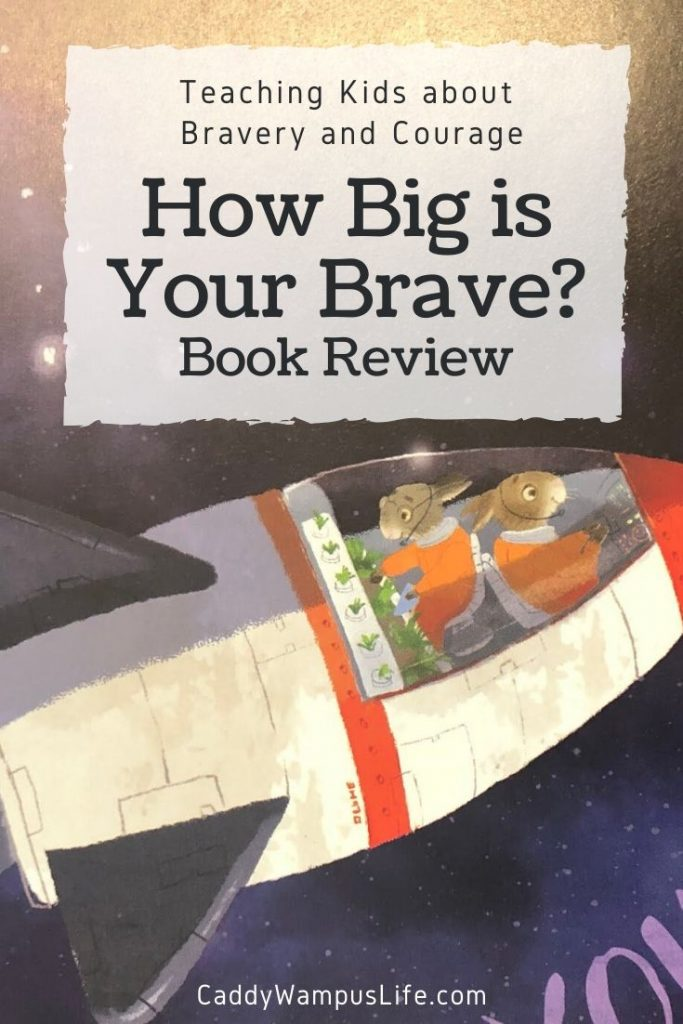 How Big is Your Brave – Book Review