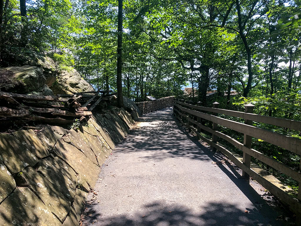 Cumberland Gap National Historical Park Walkway