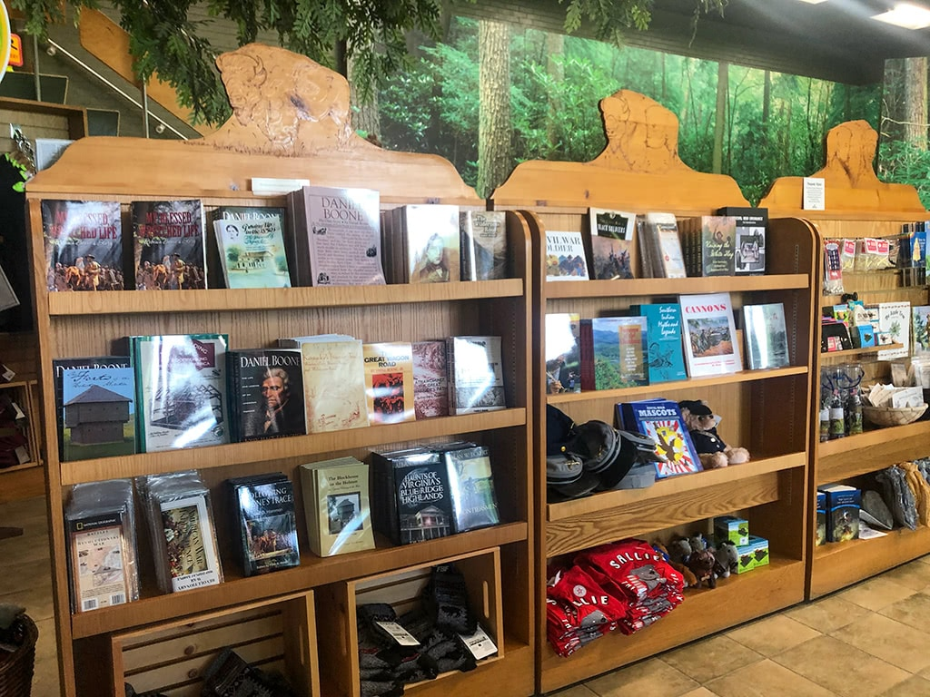 Cumberland Gap National Historical Park Bookstore