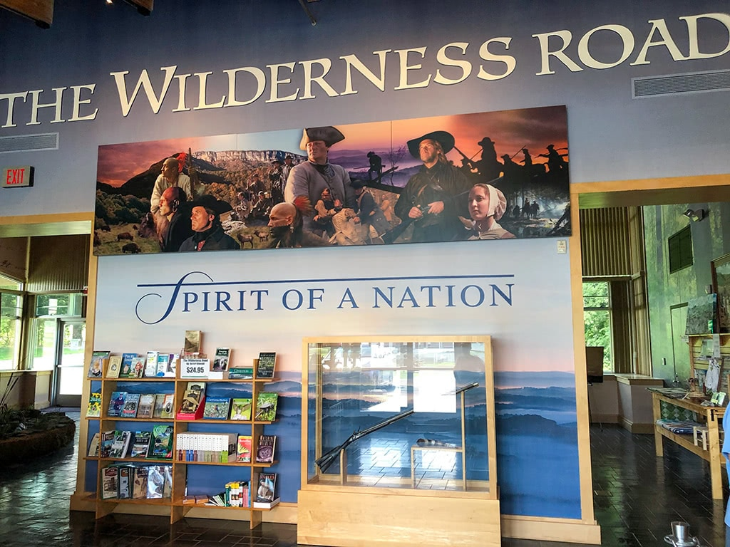 Wilderness Road State Park Visitor Center