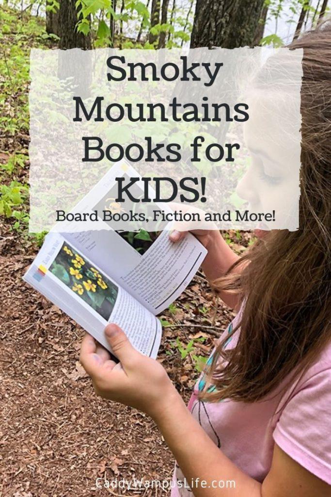 Smoky Mountains Books for Kids